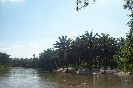 the river Aracataca