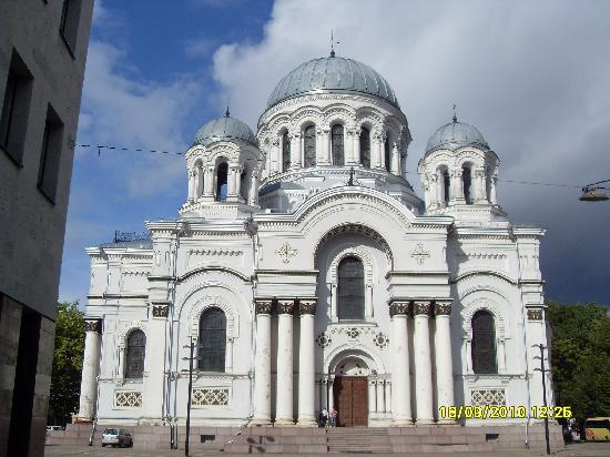 Κάουνας, Λιθουανία: Kaunas-St. Michael the Archangel Church