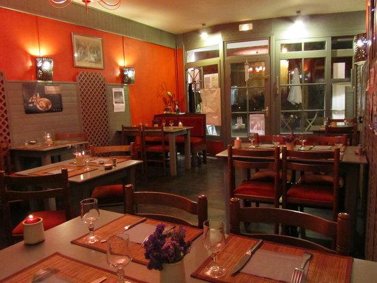 Ici et La: Le restaurant