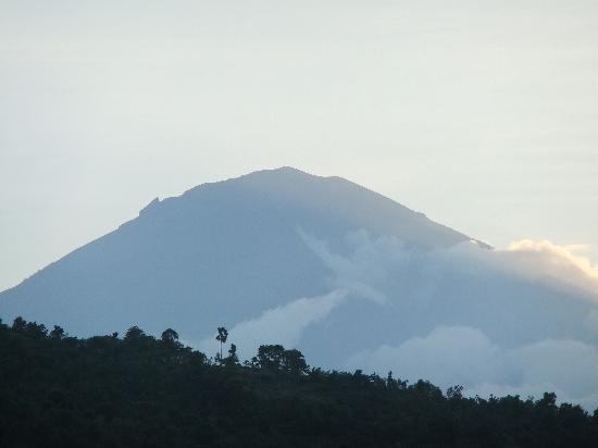 Bali Waenis Sunset View: vu sur le volcan Agung depuis l'hotel