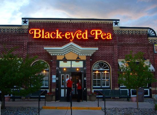 Hyatt Place Colorado Springs: Black-Eyed Pea restaurant