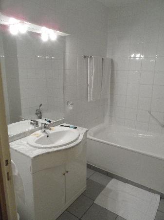 Le Regina Hotel: la salle de bain