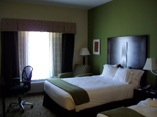 Holiday Inn Express Hotel & Suites Richfield: Zimmer mit 2 Queenbetten