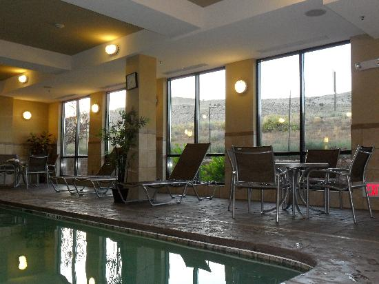 Holiday Inn Express Hotel & Suites Richfield: Pool
