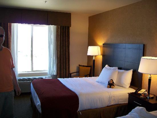La Quinta Inn & Suites Ely: Zimmer mit 2 Queenbetten