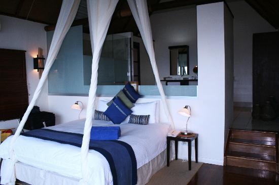 Royal Davui Island Resort, Fiji: bedroom