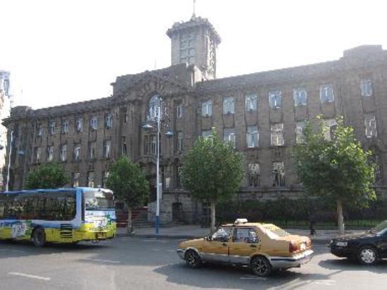 Former Dalian City Hall