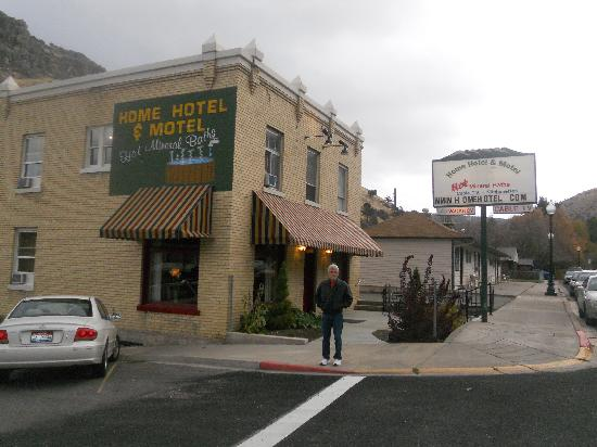 Home Hotel Lava Hot Springs Main Street