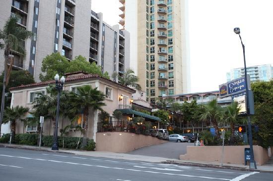 BEST WESTERN Cabrillo Garden Inn: Exterior
