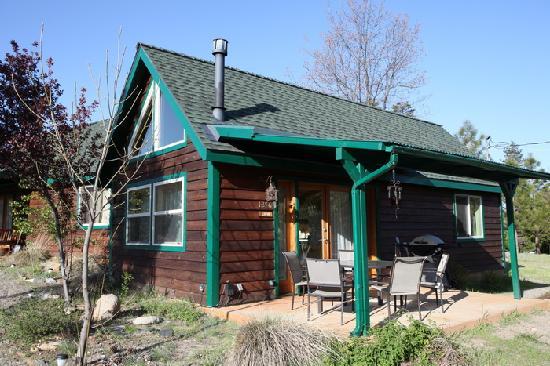 Yosemite Hilltop Cabins: Cute cabin