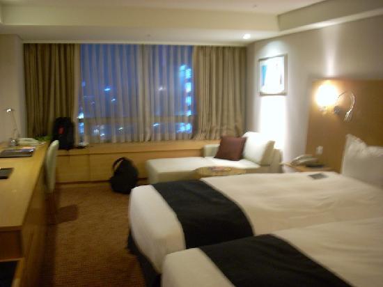 Novotel Ambassador Daegu: Bedroom