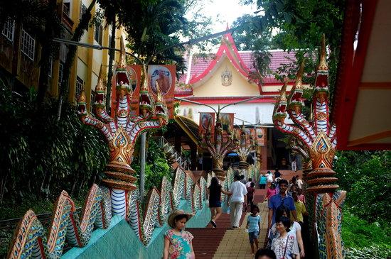 Chanthaburi, Thailand: Entrance