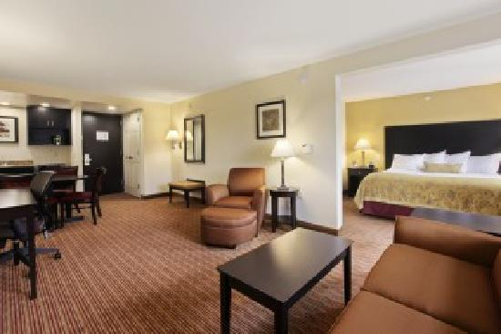Wingate by Wyndham State Arena Raleigh/Cary: Suite