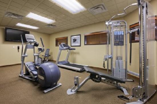Wingate by Wyndham State Arena Raleigh/Cary: Complimentary Fitness Center