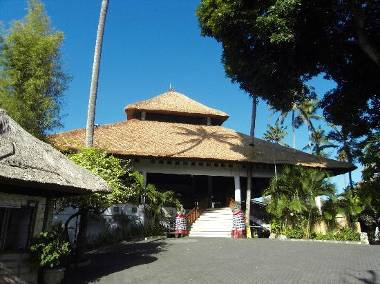 Sativa Sanur Cottages: reception