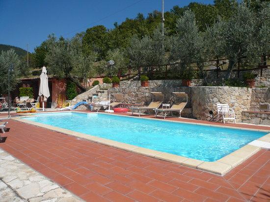 Agriturismo Colle Cesoni: Zwembad