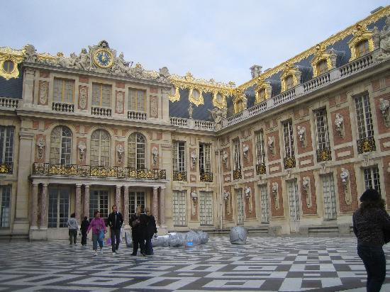 schlafzimmer des k nigs bild von schloss versailles versailles tripadvisor. Black Bedroom Furniture Sets. Home Design Ideas
