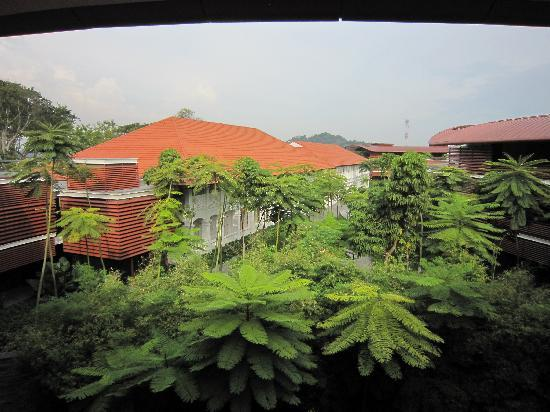 Capella Singapore: Hotelanlage