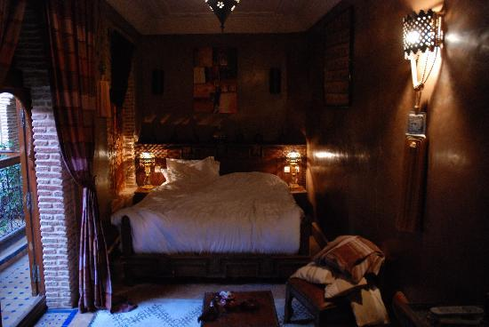 Riad Maipa: notre chambre