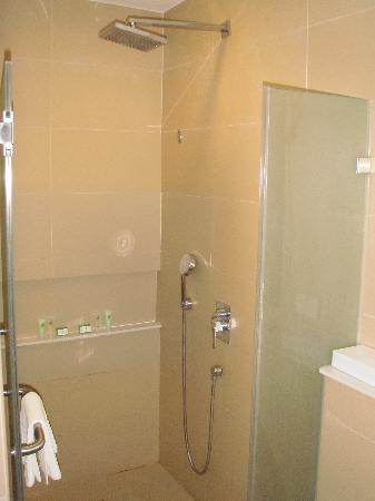 Summit Ridge Tagaytay: Shower
