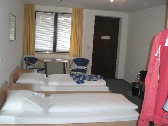 Hotel Eifelstern: Zimmer