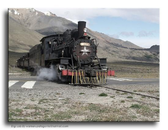 El Maiten, Argentina: Viejo Expreso Patagonico
