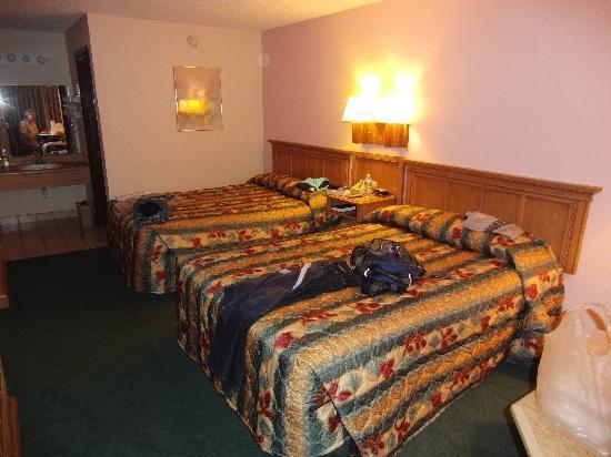 Golden Link Motel : die Schlafmöglichkeiten