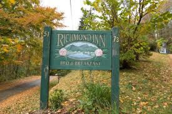 Spruce Pine, Kuzey Carolina: Richmond Inn