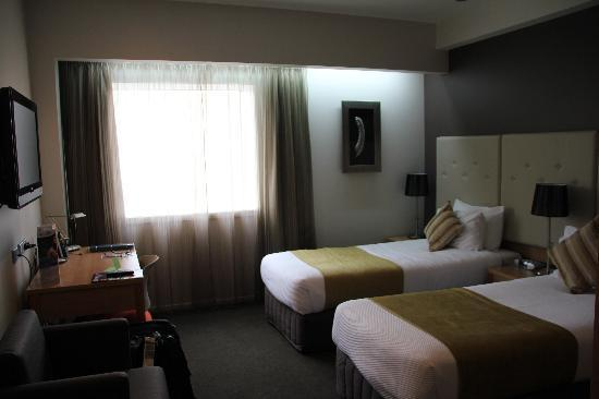 Rendezvous Hotel Christchurch: 部屋の中