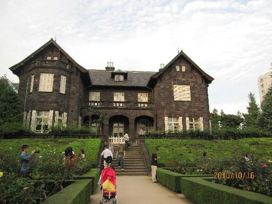 Former Fukukawa Gardens: 洋館