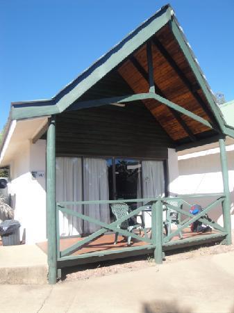 Desert Palms Alice Springs : Vue de l'extérieur