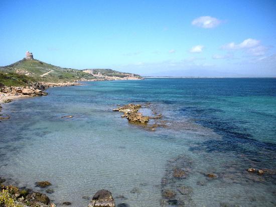 Penisola del Sinis - Isola di Mal di Ventre: San Giovanni di Sinis