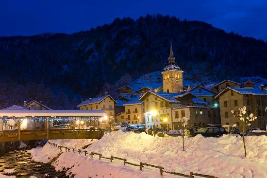 Areches, Francia: beaufort en hiver