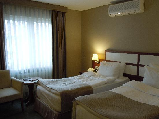 Hotel Polatdemir: double- double room