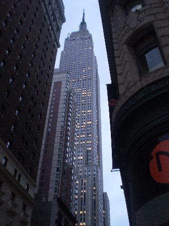 Hotel Metro: Empire