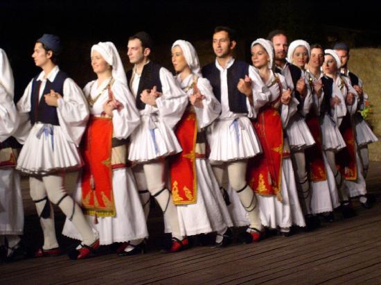 """Танцевальный Театр """"Дора Страту"""": Kangeleftos-Tanz"""