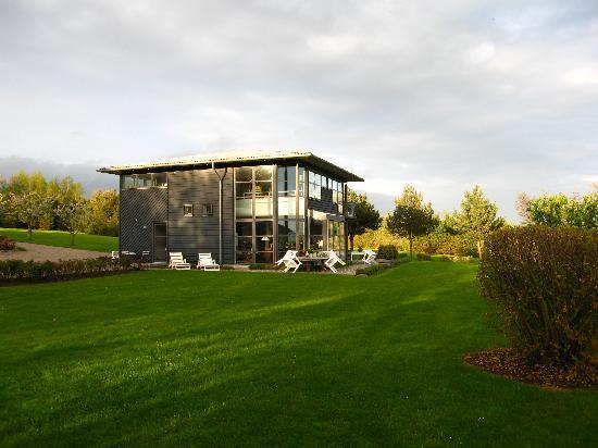 Den Sorte Cottage : Haupthaus