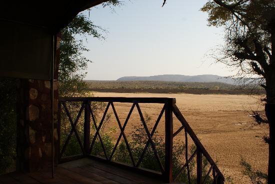Mandrare River Camp : Before the rains