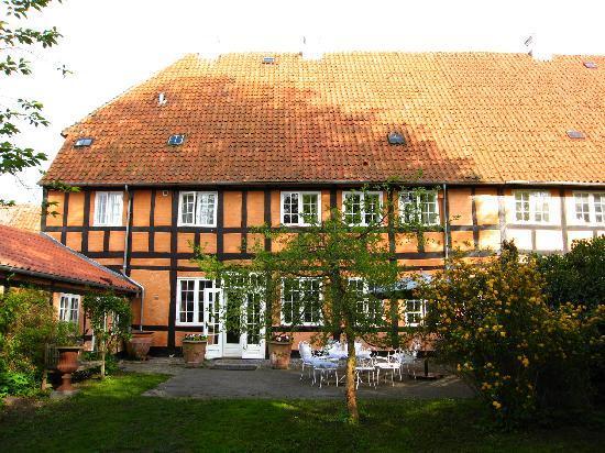 Pension Vestergade 44: Garten