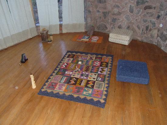 Villa Pachatusan: Meditation Room