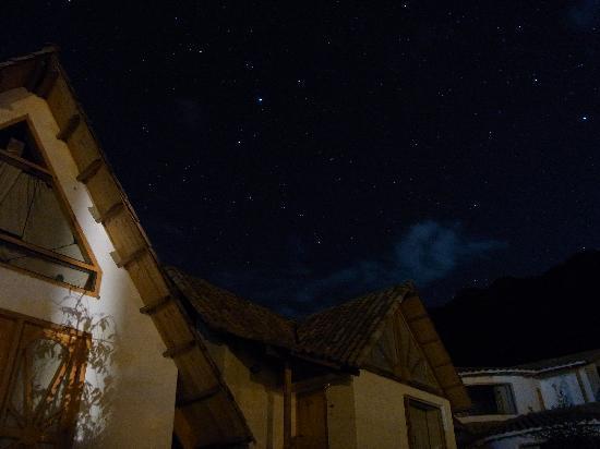 Villa Pachatusan's Night