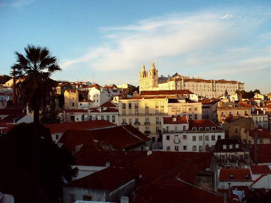 Pestana Viking: Lissabon, Alfama