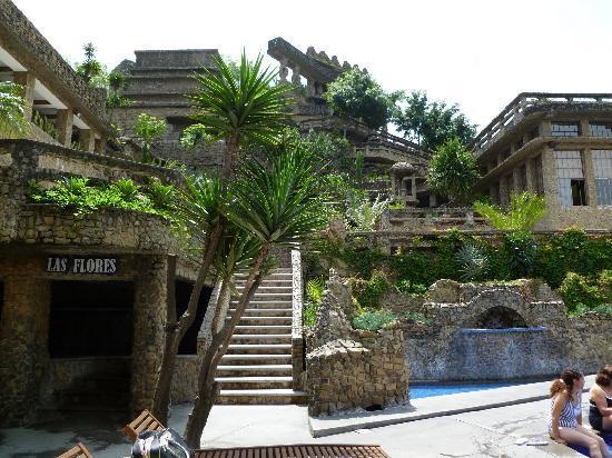 Santa Teresita Hotel & Spa Termal: Thermal pool area
