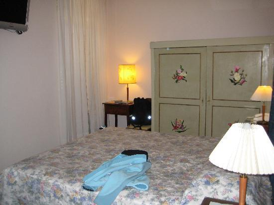 Hotel Torcolo : Room