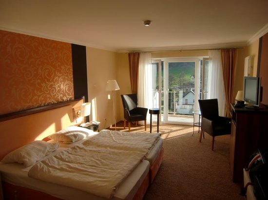 Trassem, Germany: Zimmer (Nebengebäude)