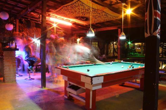 The Dreamer Hostel: Pooltable