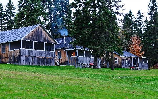 Hunter Cove Cabins on Rangeley Lake: Hunter Cove Cabins