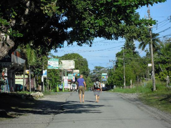 Bungalows Ache: Downtown Cahuita