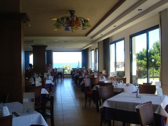Blau Punta Reina Resort: Le restaurant