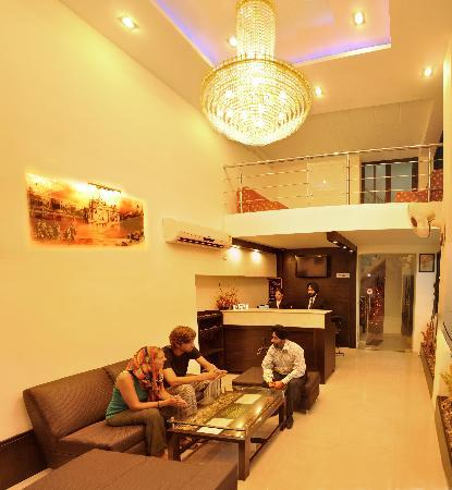 HOTEL AKAAL RESIDENCY: HOTEL RECEPTION